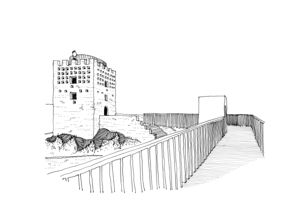 Roccascalegna Observatory To Tower